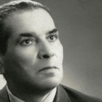 Partyzán Josef Serinek