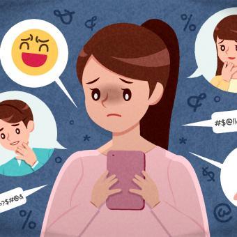 Proti kyberšikaně je potřeba bojovat