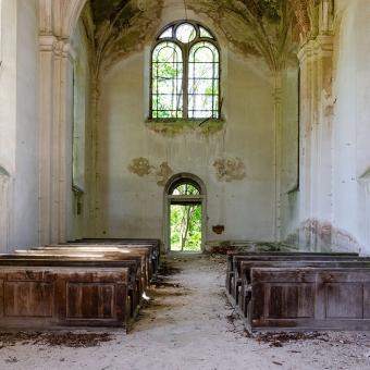 Interiér kaple sv.Anny v Olešné. Foto .jpg