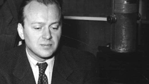 Karel Höger v Československém rozhlasu