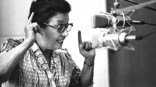 1920 – narodila se Dana Medřická