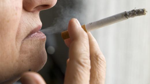Cigarety, kouření, tabák (ilustrační foto)