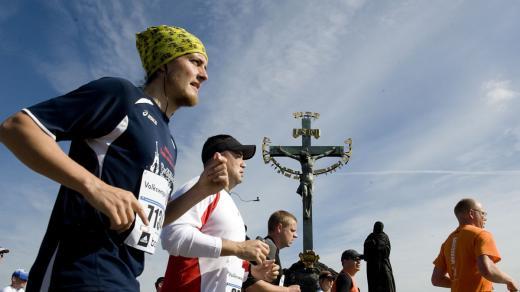 Pražský mezinárodní maraton 2013