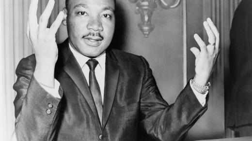 Martin Luther King (1964)