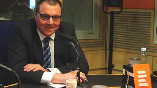 Bývalý guvernér České národní banky Miroslav Singer.