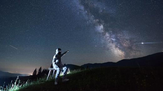 Zápas s nebem. Jan Matzal Troska, fantasta z Valašských Klobouků, a jeho vesmírná dobrodružství