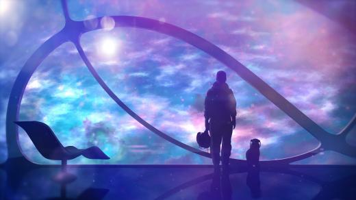 Putování časem a temnotou vesmíru