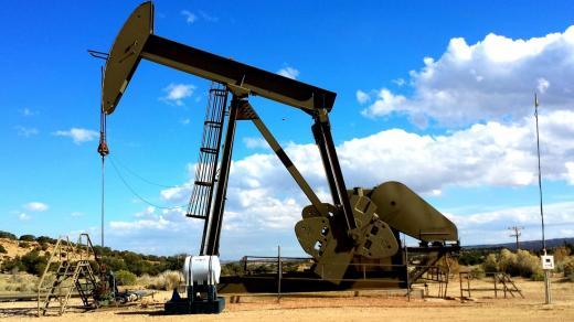 Těžba ropy (ilustrační snímek)