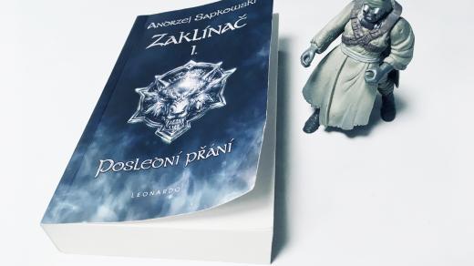 Kniha Zaklínač Andrzeje Sapkowského