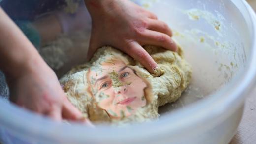 Buchty vs. chleba