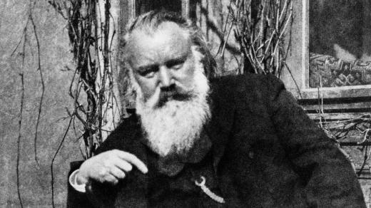 Johannes Brahms (1894)
