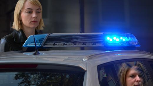 Buchty - policie
