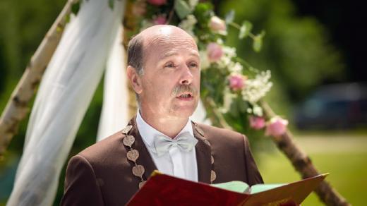 František Blovský, místostarosta Radnic