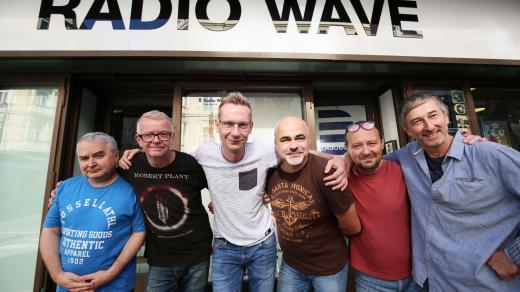 Radio Wave Studio Session - Mňága a Žďorp