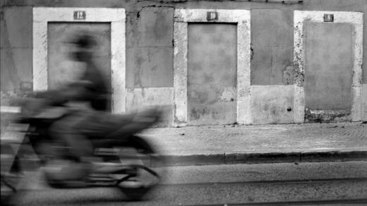 Rychlý člověk, Lisabon 2007