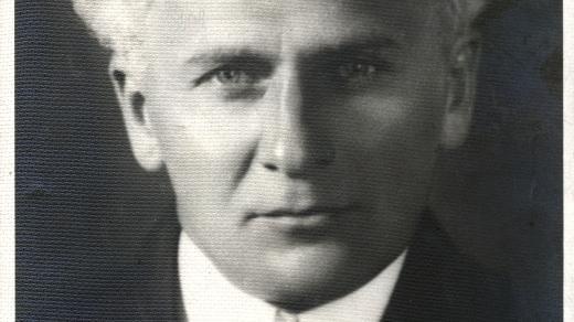 Karel Horký, prvorepublikový novinář