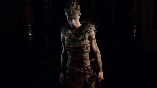Ze hry Hellblade: Senua's Sacrifice