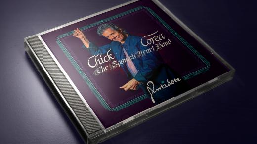 Chick Corea – The Spanish Heart Band – Antidote